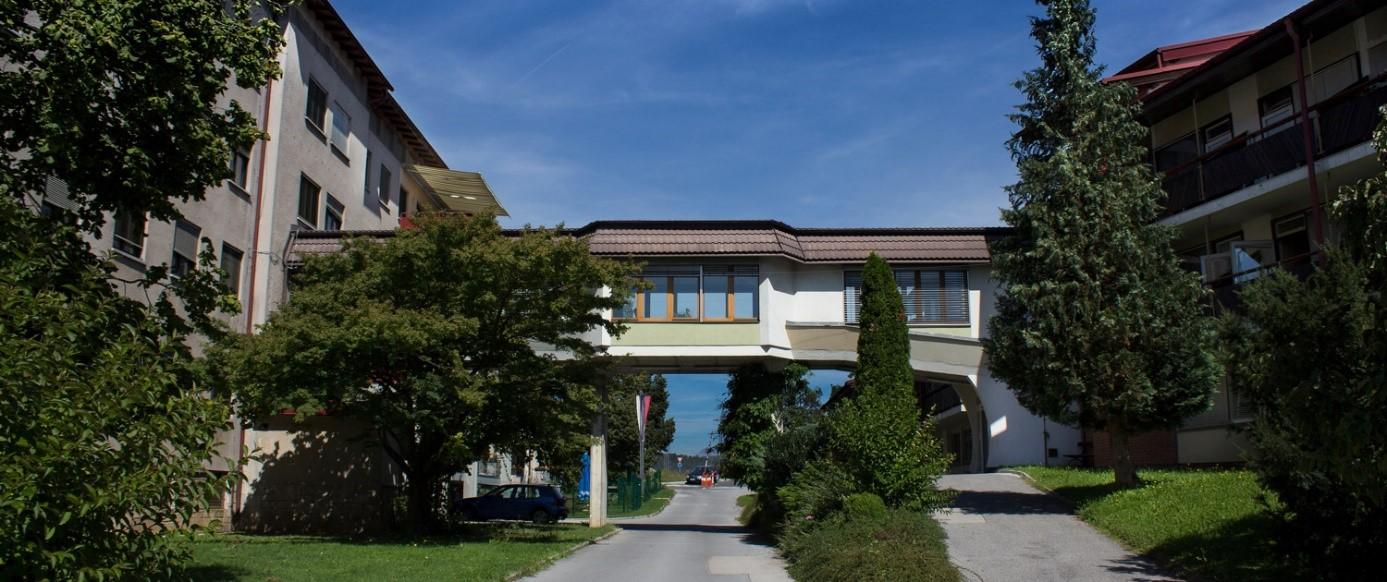 Dom starejših občanov Ljubljana Vič – Rudnik