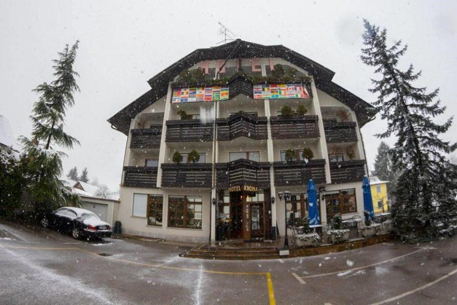 Hotel Krona, Domžale